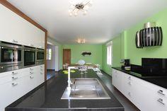 Une cuisine à trois temps - #Falmec Prestige