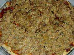 Tuna, Mashed Potatoes, Pizza, Beef, Chicken, Ethnic Recipes, Food, Whipped Potatoes, Meat