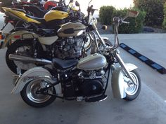to own a harley davidson automatic motorcycle | genie bottle