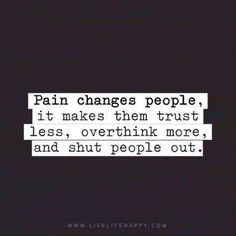it changes people