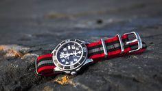 Punavuoren Rannake, nato strap, Breitling, Helsinki Nato Strap, Helsinki, Breitling, Omega Watch, Bracelet Watch, Watches, Bracelets, Accessories, Wristwatches