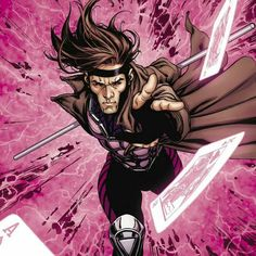 Gambit (Remy LeBeau) | art by David Yardin