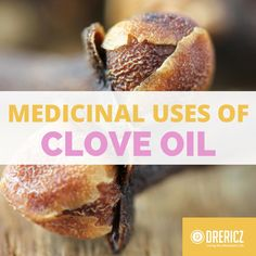Clove essential oil is one of the richest antioxidants in the world. Learn more about how to use this powerful spice.