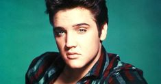 "Elvis was naturally blond. The hair dye he used was called ""Black Velvet,"" which was Miss Clairol 51 D. Elvis had a twin brother named Jesse. Sadly, he was stillborn. Elvis Presley Facts, King Elvis Presley, Peace In The Valley, Elvis Quotes, Young Elvis, Val Kilmer, Song Of The Year, Ann Margret, Lisa Marie Presley"