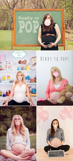 The Ultimate Modern Maternity Photo Guide – 55 Seriously Adorable Modern Maternity Photo Ideas - Ready to pop