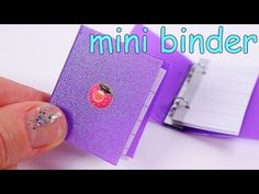 DIY miniature iPhone (design your phone case) - YouTube