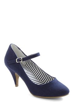 Dock Star Heel, #ModCloth (They only come in size 6!!! Too bad...)