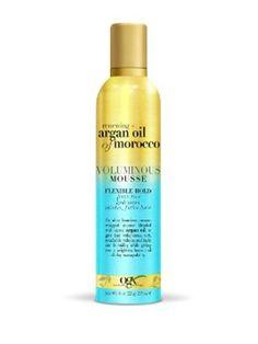 OGX Renewing Argan Oil of Morocco Voluminous Mousse