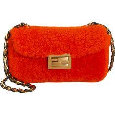 Fendi Mini Be Baguette Bag