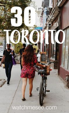 Toronto is a city best enjoyed from a local perspective & here are 25 things to do in Toronto, including what to see, where to eat and local favourites! The post 30 Cool Things to do in Toronto, Canda appeared first on Trendy. Quebec, Vancouver, Toronto Canada, Canada Ontario, Alberta Canada, British Columbia, Toronto Travel, Ontario Travel, Toronto Tourism