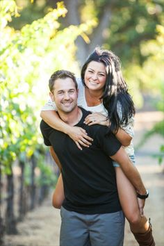 Napa Valley Engagement: Sarah + Matt
