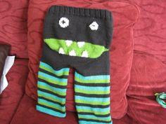 monster pants