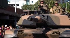 Brisbane to see biggest-ever armoured parade