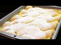 Przepis na biszkopt idealny do owoców 🍎🍐🍍 - YouTube Cake Decorating Tutorials, Cake Cookies, Apple Pie, Vanilla Cake, Make It Yourself, Cooking, Food, Youtube, Strawberries