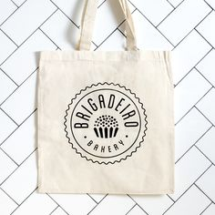 Brigadeiro Bakery Tote Bag