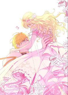 "♡Athanasia and Claude♡ ""Princesa encantadora"" ""Who made me a princess"" Beautiful Anime Girl, Anime Love, Anime Art Girl, Manga Art, Anime Family, Manhwa Manga, Cute Anime Couples, Cartoon Art, Kawaii Anime"