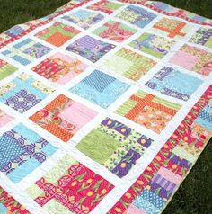 Topiary Tiles Jelly Roll & layer cake: free Quilt Patterns