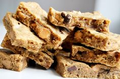 A Peanut Butter-Chocolate Blondie Kit at that. Check out more food gifts here.
