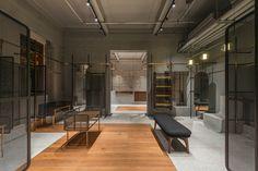 Neri&Hu unites a segmented space for fashion brand Comme Moi - News - Frameweb