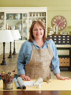 Craft Organization Ideas - Home Organizing - Country Living