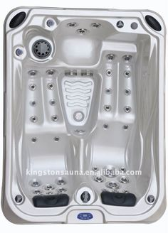 Mini 2-3 person indoor spa hot tub with two long lounges, View 2 person indoor hot tub, KGT Product Details from Shenzhen Kingston Sanitary ...