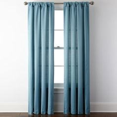 Rialto Rod-Pocket/Back-Tab Curtain Panel