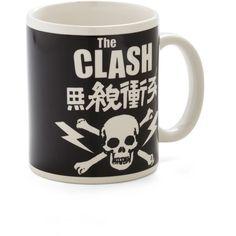 Did You Stand by Tea Mug ($13) ❤ liked on Polyvore