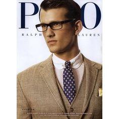 32bad3d3457 Polo Ralph Lauren Eyewear Ad Campaign Spring Summer 2008 - MyFDB