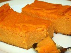 Ingredients: - Pumpkin - 600 g - Munk - Art. - Olive oil - 3 tbsp - Salt - 1 pinch - Sweetener - to taste Preparatio Cake Recipes, Snack Recipes, Cooking Recipes, Snacks, Quiche, Food Science, Russian Recipes, No Bake Desserts, Summer Recipes