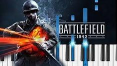 Battlefield 1942 - Title Theme - Piano Tutorial & Sheets!