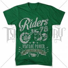 Riders Vintage Power