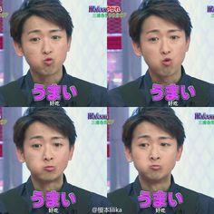 I died. Arashi - Ohno Satoshi 嵐 - 大野智