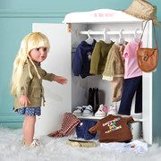 Take a look at the 18-Inch Doll Collection event on #zulily today!
