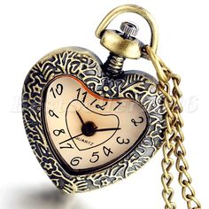 Popular Brand Yisuya Sword Art Online Pocket Watch Quartz Steampunk Necklace Pendant Vintage Bronze Fob Chain Selected Material Watches