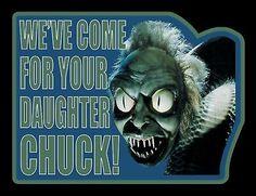 80's Classic Comedy Beetlejuice Quote Custom Tee | eBay