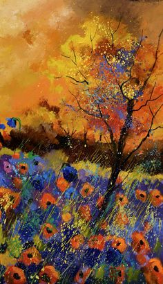 Poppies by Pledent