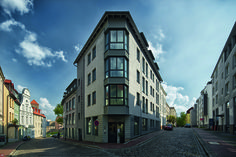 rostock apartment LIVING HOTEL in Rostock, in voller Schönheit / © Christof Lippmann