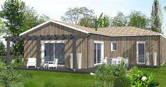 Petite #Maison Bois. www.maisonmodernebois.com | Maison en bois ...