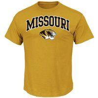 Amazon.com: All Schools, A-Z - M / Missouri Tigers / NCAA / T-Shirts / Clothing: Sports & Outdoors