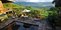 Hacienda Tayutic Turrialba, Costa Rica