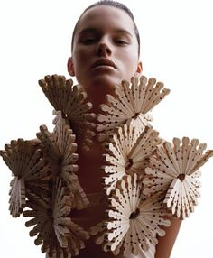 unconventional materials fashion - Google Search