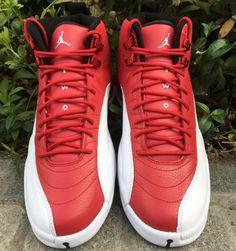 Gym Red Shines On This Upcoming Air Jordan 12