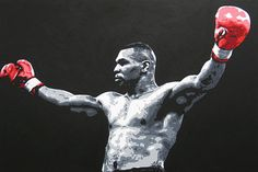 Mike tyson painting etsy you searched for. All the best mike tyson drawing 39 collected on this page. Mike Tyson 1 Painting By Geo Thomson Artist wayne has painted iron…Read more of Mike Tyson Painting Dojo, Mike Tyson Boxing, Boxing Posters, Deco Studio, Boxing Champions, Grafiti, Sport Icon, Combat Sport, Sports Figures