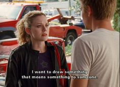 When her passions weren't selfish. 23 Times Peyton Sawyer Was The Voice Of Her Generation Teenage Crush Quotes, Crush Quotes For Her, Crush Quotes Funny, Peyton Sawyer Quotes, Lucas And Peyton, People Always Leave, One Tree Hill Quotes, Movie Inspired Outfits, This Is Your Life