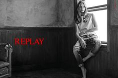 Replay unveils its SS15 campaign