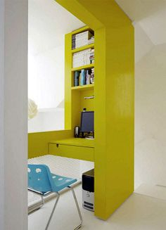 Small house with lot of usable space