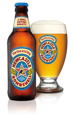 Newcastle Bombshell Pale Blonde Ale