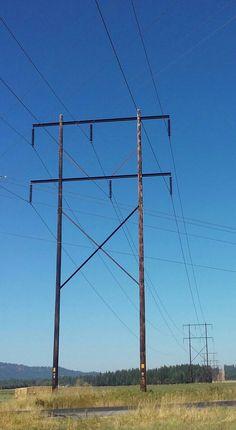 Tallstilt Surpreme Transmission Tower, High Voltage, Electric Power, Utility Pole, Around The Worlds, United States, Telephone, Type, Amazing