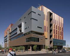 Gallery of Arizona State University Walter Cronkite School of Journalism & Mass Communication / Ehrlich Yanai Rhee Chaney Architects - 1
