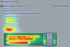 #ICYMI: Eye-Tracking Study: Email-Signature Banner Effectiveness